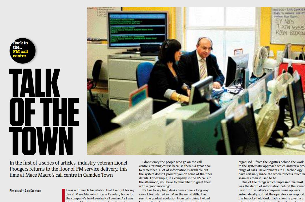 FM World Feature – 'Back to the Floor'